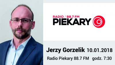 J Gorzelik Radio Piekary 10.01.2018
