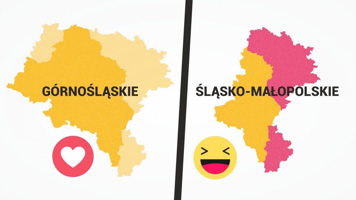 Województwo gónośląskie czy śląsko-małopolskie
