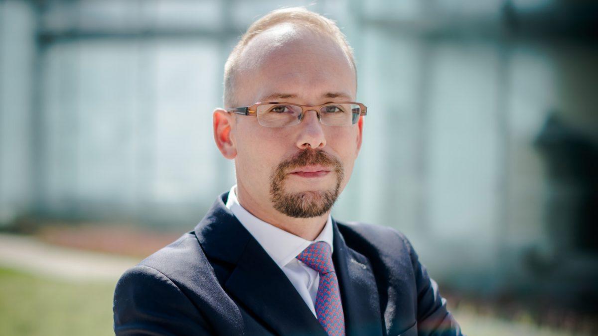 Jerzy Gorzelik, przewodniczący RAŚ