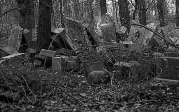 Cmentarz starokozielski Gliwice - Johan Maj Facebook