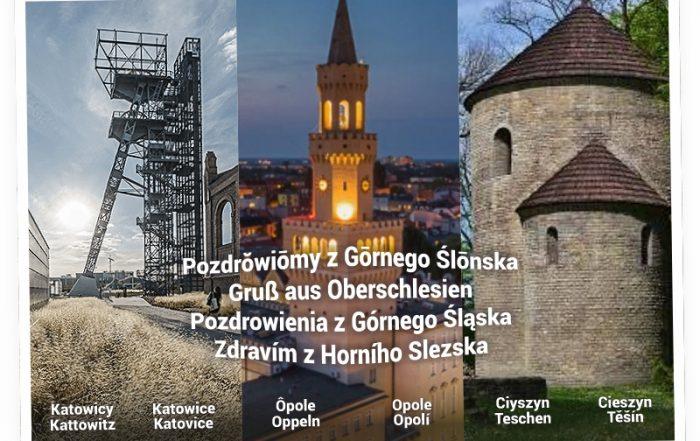 Pozdrowienia z Górnego Śląska. Kartka do posła Janusza Kowalskiego