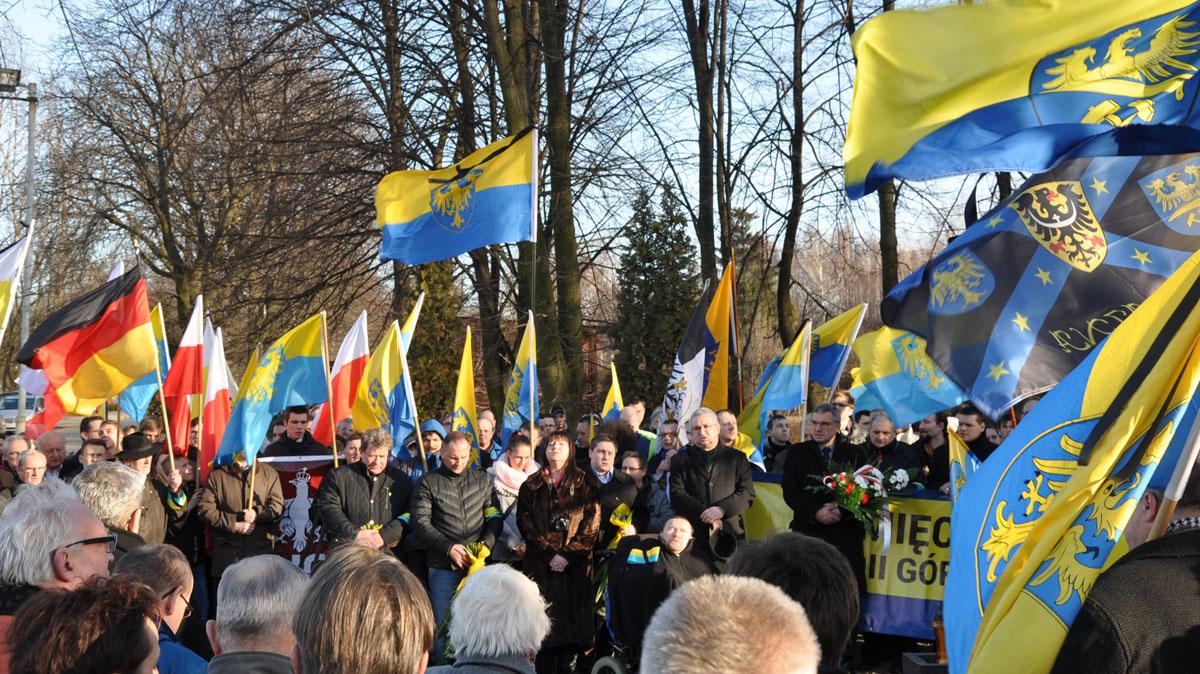 Obchody upamiętniające ofiary obozu Świętochłowicach-Zgodzie